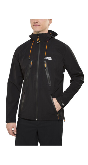 Race Face Agent Softshell Jacket Men Black